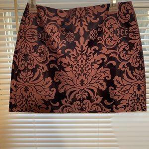Silk/Cotton Skirt